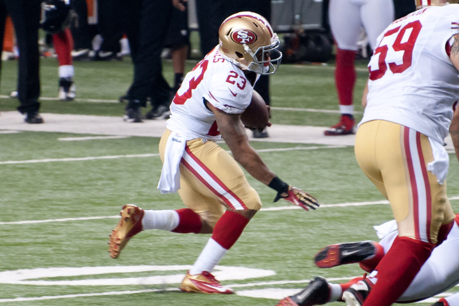 flickr.com    The 49ers continue success despite last year's Super Bowl loss.