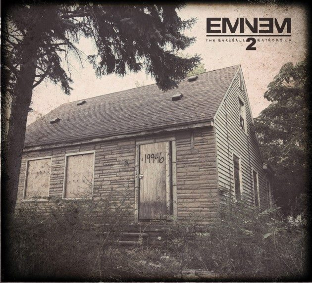 "facebook.com    Eminem tries returning to his rapping roots in ""The Marshall Mathers LP2."""