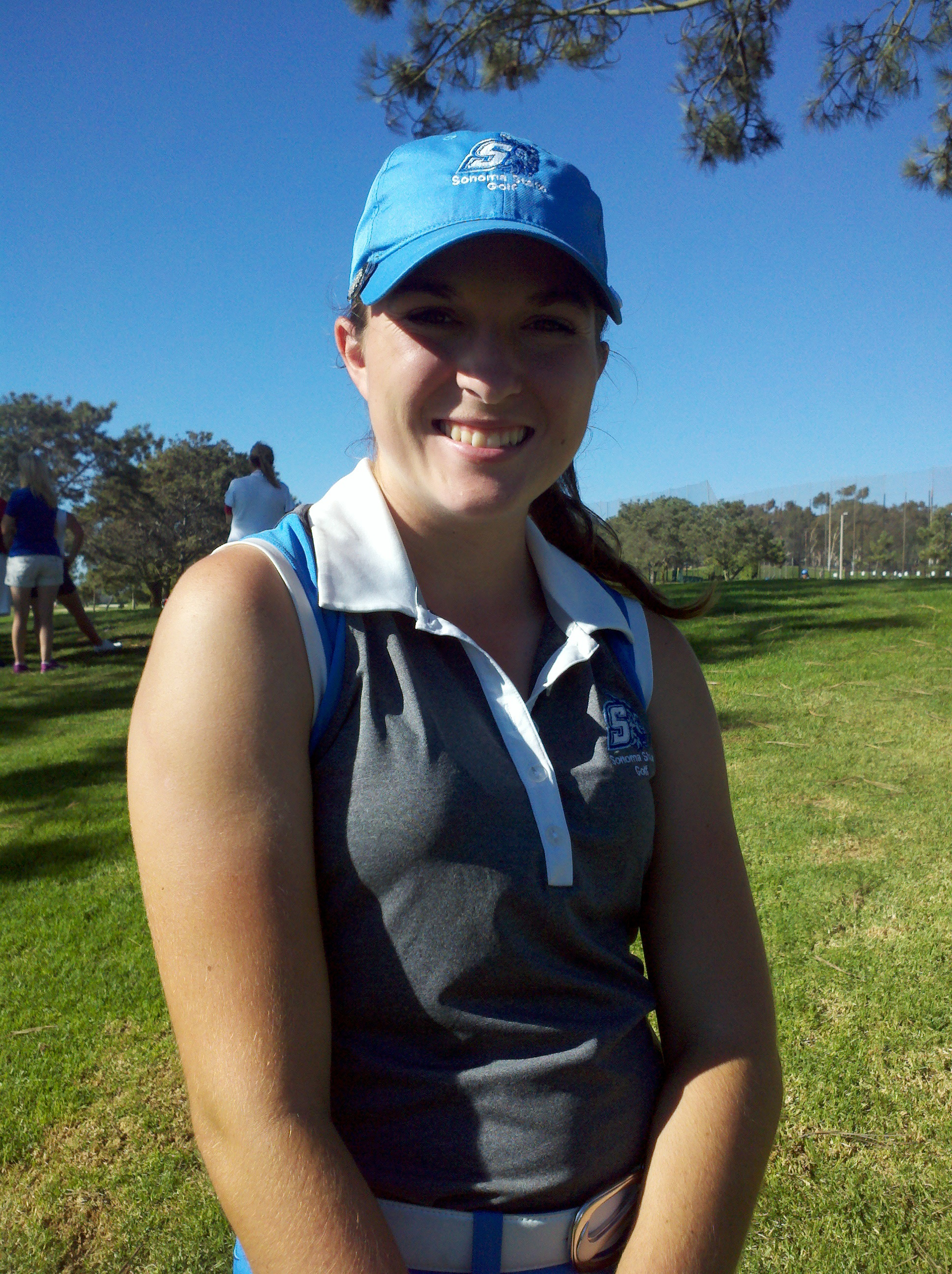 COURTESY // Haley Whitbeck    Haley Whitbeck was chosen as one of last week's players of the week.