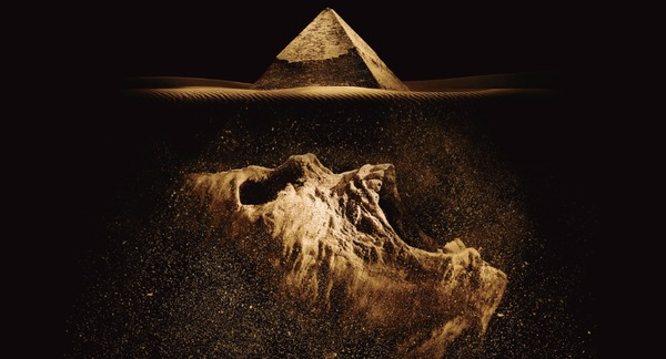"facebook.com   ""The Pyramid,"" a horror film about a group of archeologists who wander too far into an ancient burial ground, released in theaters Friday."