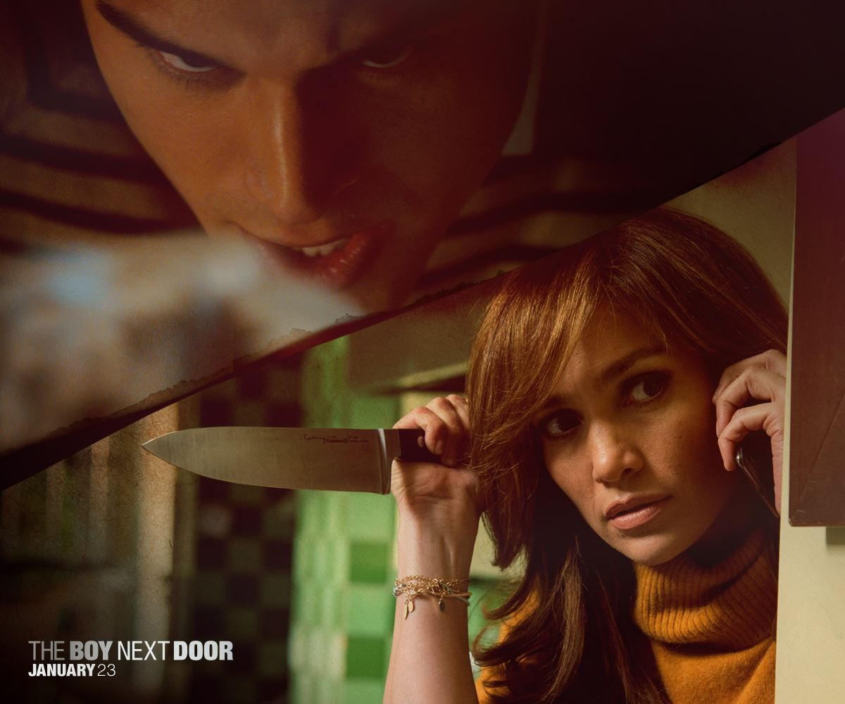 facebook.com   Ryan Guzman plays Noah, a teenager who's lust for Claire (Jennifer Lopez) makes him more dangerous than she originally found him to be.