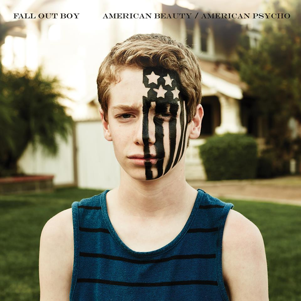 "facebook.com   Fall Out Boy's sixth studio album ""American Beauty/American Psycho"" released Jan. 20."