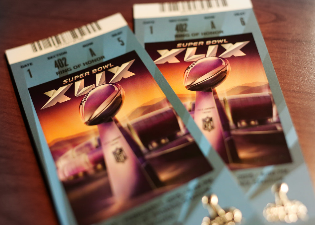 flickr.com   Next year, Super Bowl L (fifty), will take place at Levi's Stadium in Santa Clara, CA.