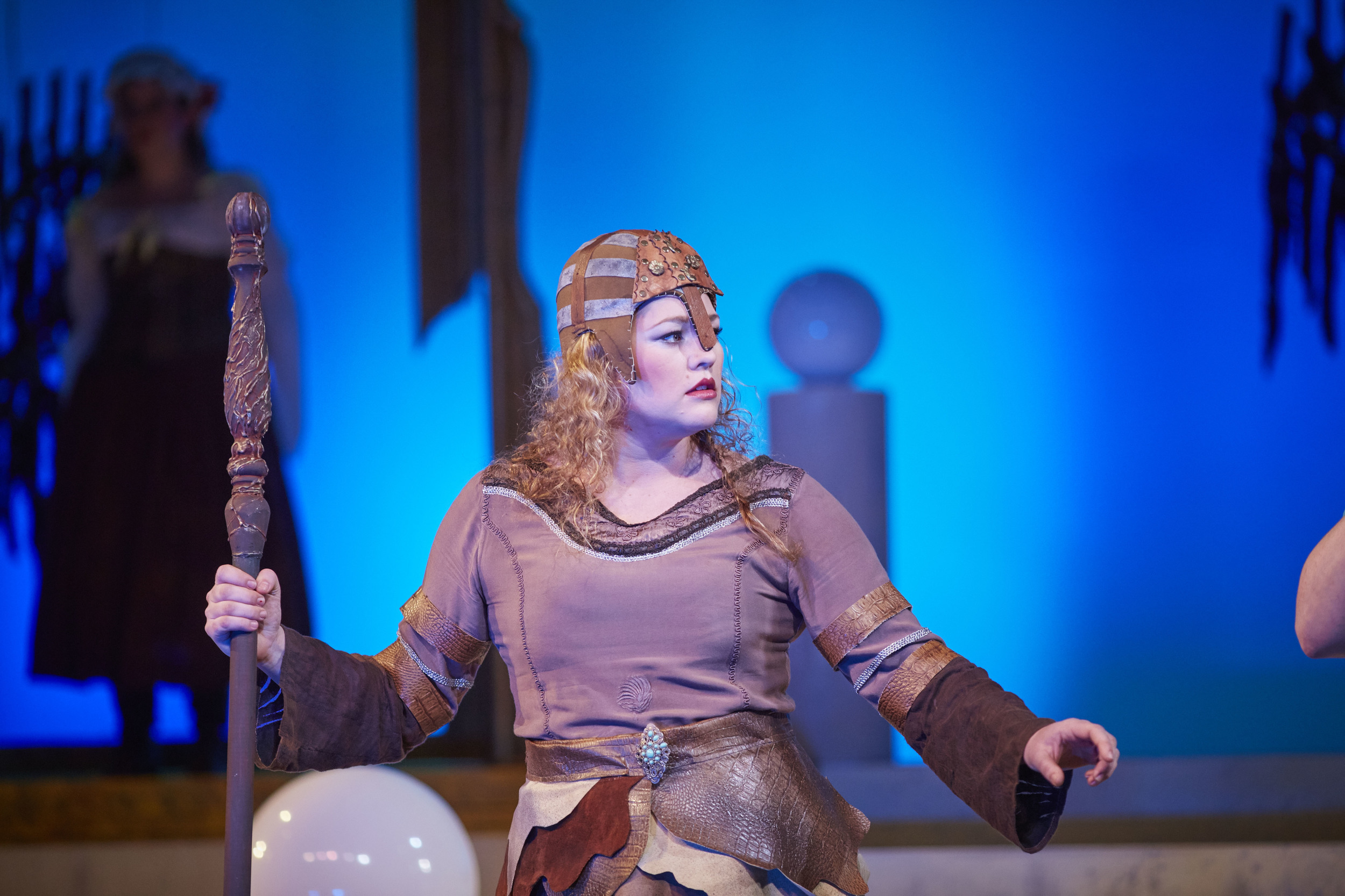 """COURTESY // David Papas   Sonoma State University's theatre arts and dance department's production of """"Heroines"""" features seven female heros who are determined to prove their worth and obtain equality."""