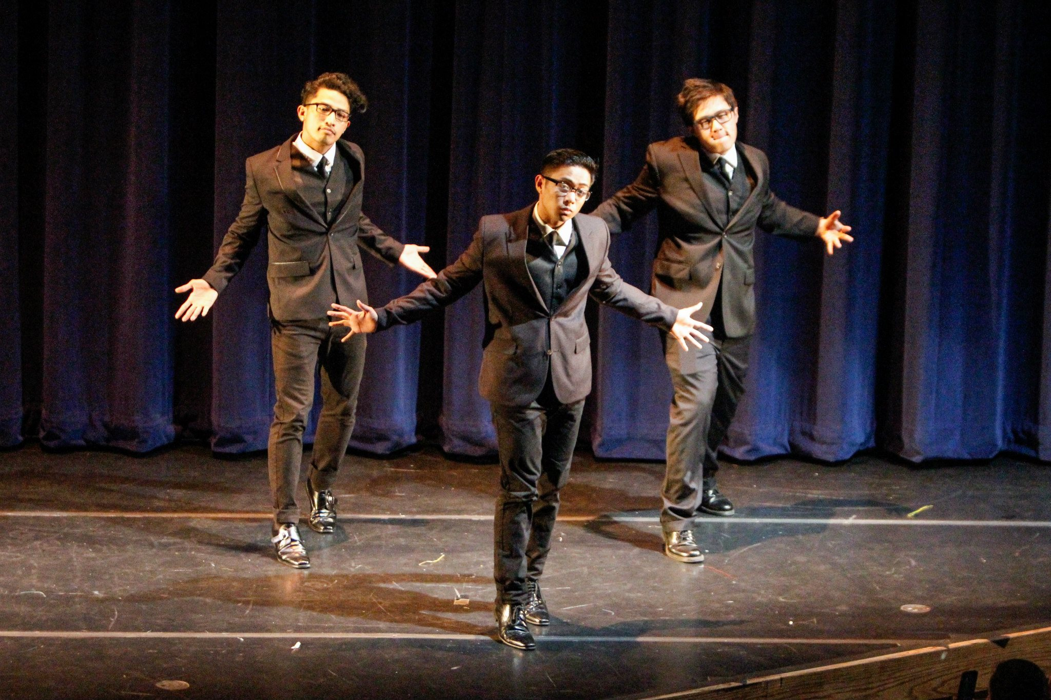 COURTESY // Isabella Lee     Pacific Culture Night, held by the Filipino-American Association of Sonoma State University took place in Person Theatre on Friday.