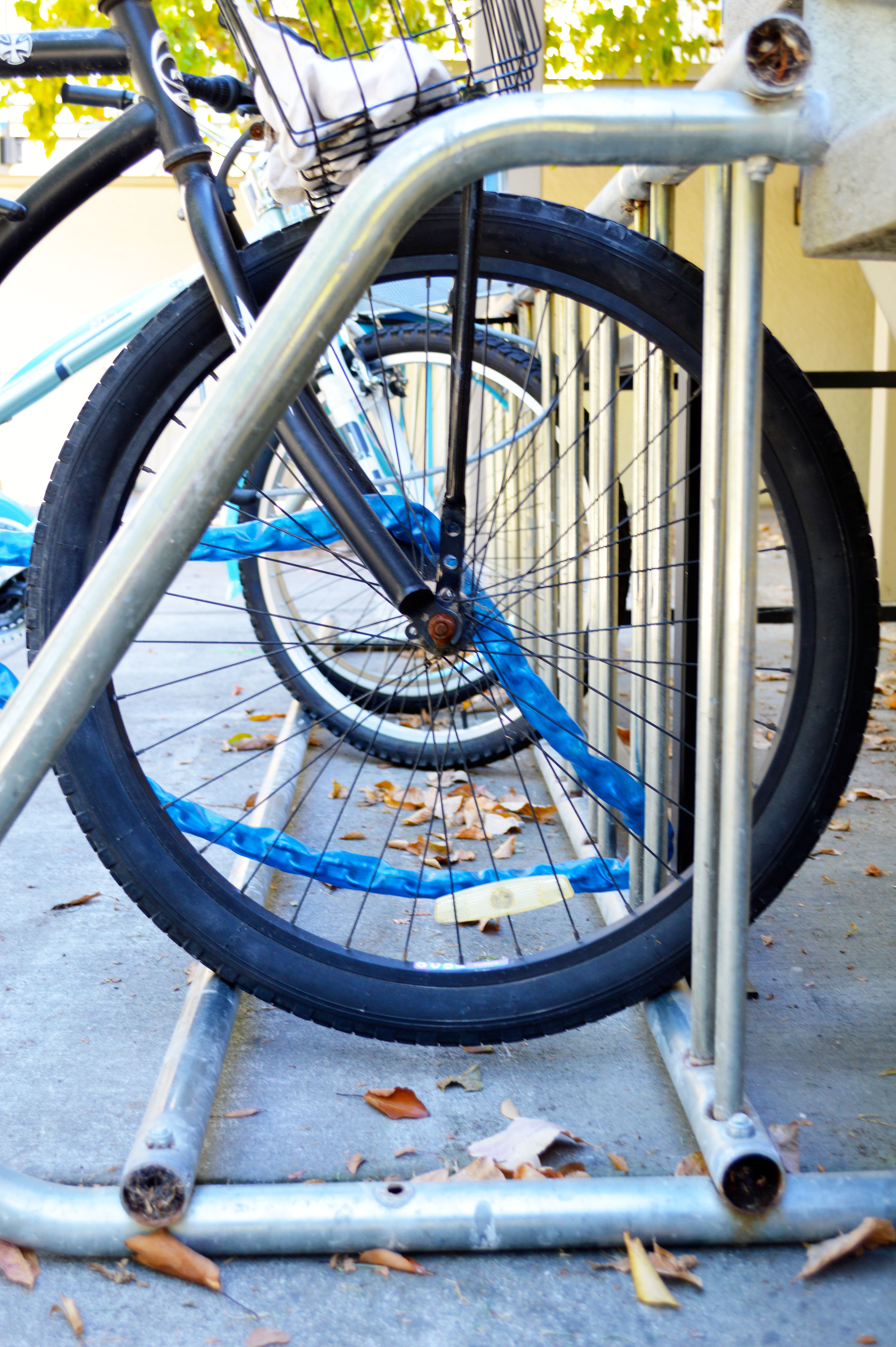 The start of a new semester brings a wave a bike thefts and car break-ins.