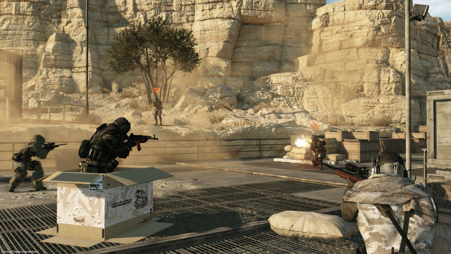 """facebook.com """"Metal Gear Solid V"""" released Sept. 1, and earned raving reviews from critics and gamers alike."""
