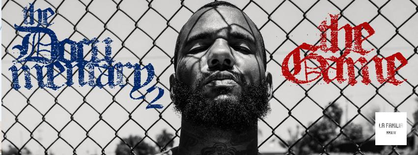 """facebook.com  The Game released his sequel album """"The Documentary 2"""" on Oct. 9."""