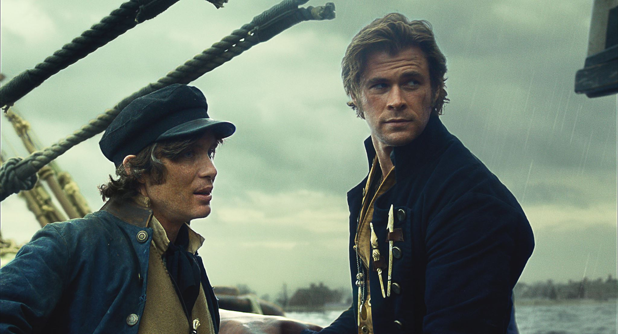 """facebook.com  """"In the Heart of the Sea"""" earned $11 million it's opening weekend."""