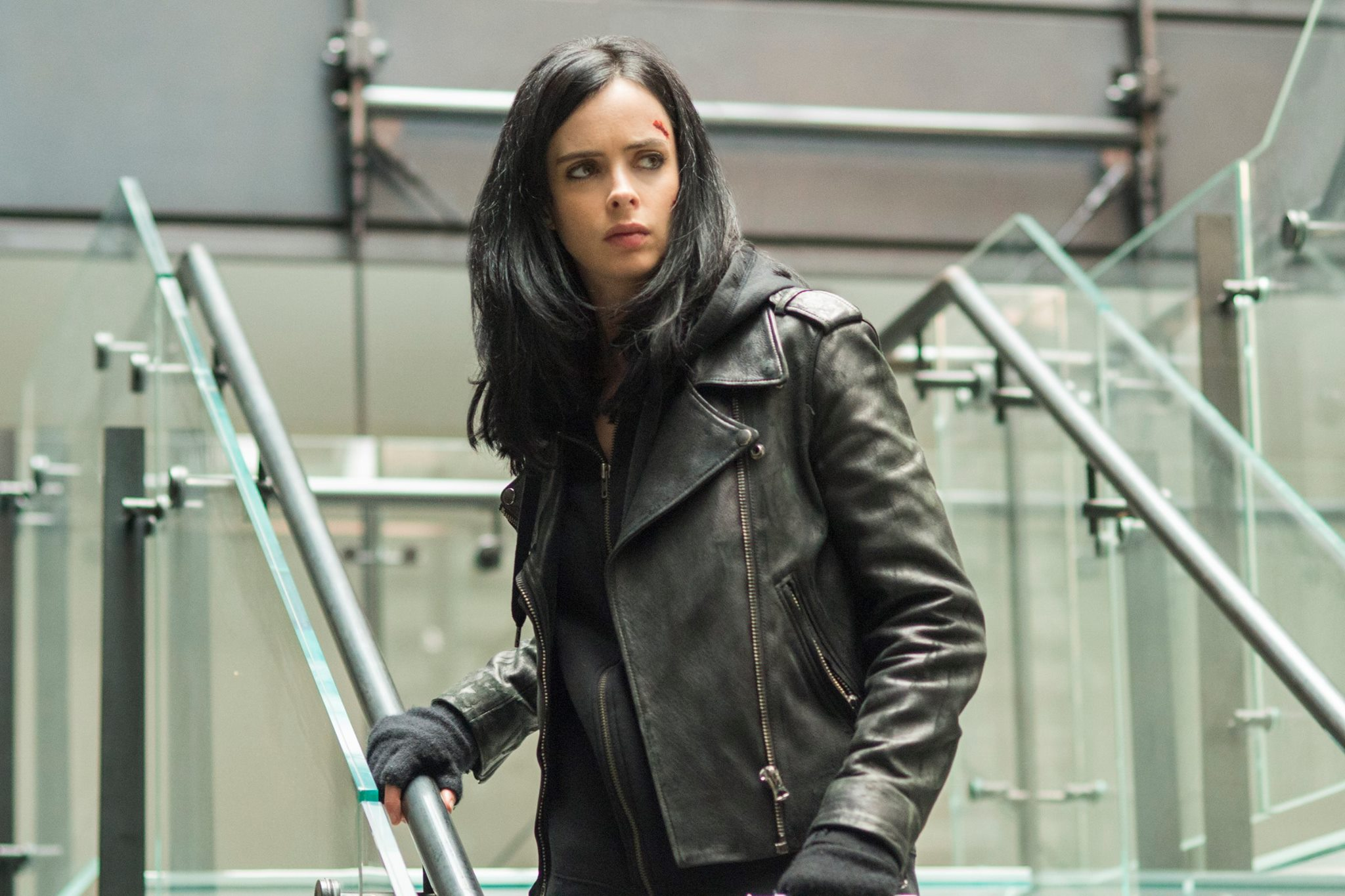 """facebook.com  The first season of """"Jessica Jones"""" was released by Netflix on Nov. 20."""
