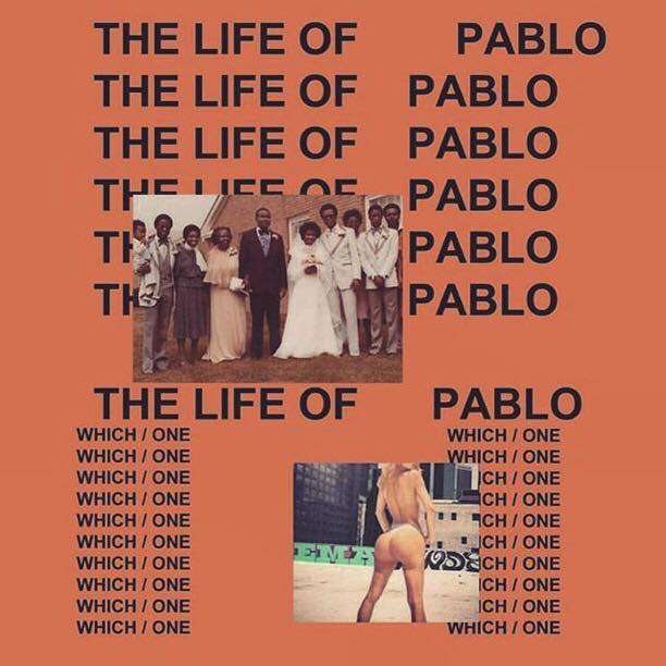 """facebook.com  Kanye West's newest album """"The Life of Pablo"""" released Saturday evening."""