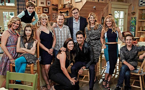 "facebook.com/FullerHouseNetflix Netflix released the first season of""Fuller House"" on Friday."