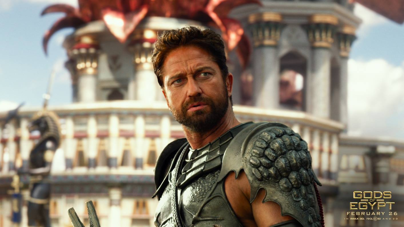 """facebook.com/GodsofEgyptMovie """"Gods of Egypt"""" earned a measely $14 million on its opening weekend."""