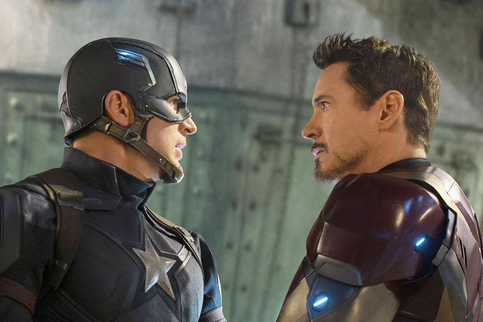 """facebook.com/CaptainAmerica   """"Captain America: Civil War""""earned $181.79 million during its opening weekend."""