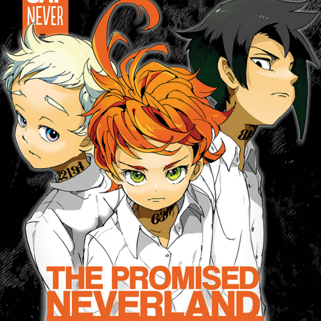 The Promised Neverland To Be The Next Big Thing Sonoma State Star