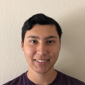 """""""Probably keeping up with my classes and the homework as well.""""   - Richard Pena,freshman"""