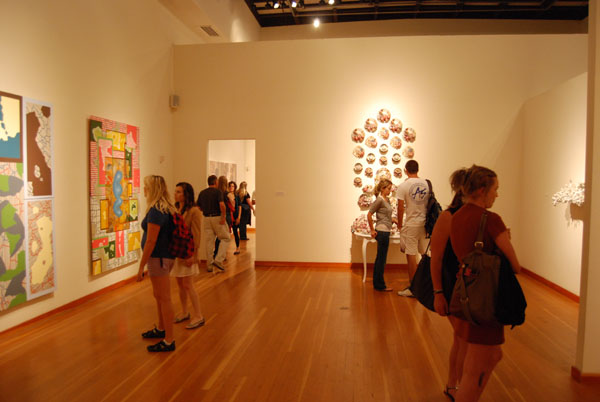 The Sonoma State University Art Gallery will be hosting the final works of the graduating BFA students from April 25 through May 18. (Courtesy // Sonoma State University Art Gallery)