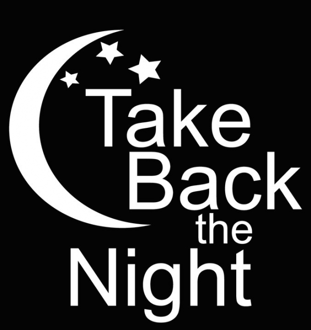 COURTESY // Take Back The Night