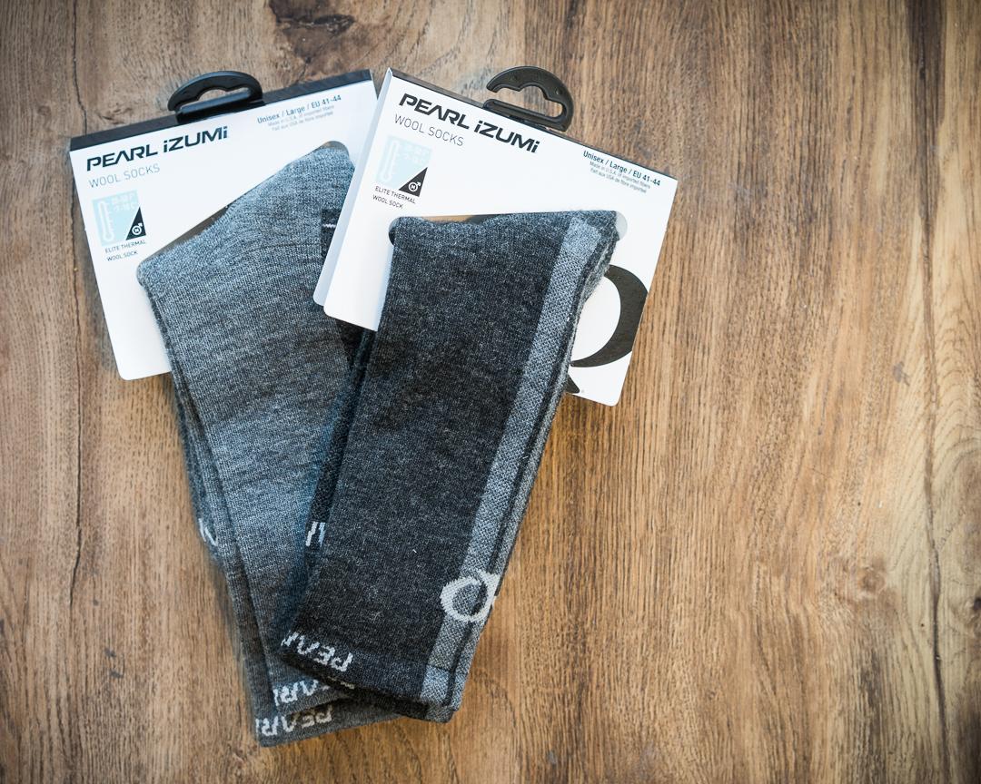 pearl izumi thermal wool socks