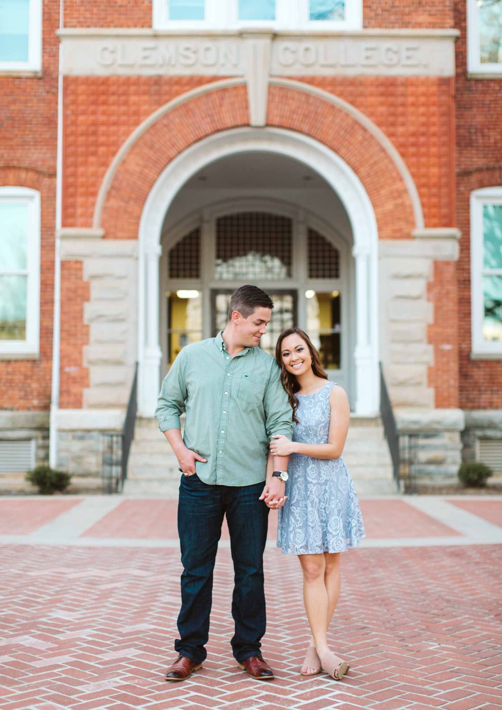 Clemson University Engagement Photos-2045.jpg