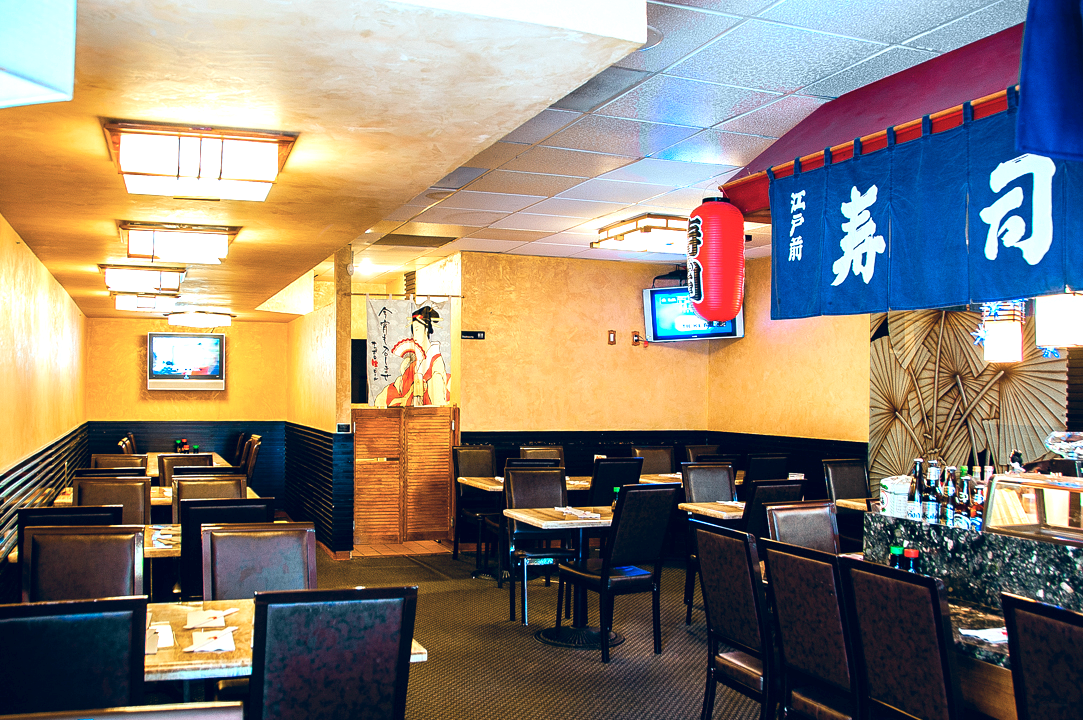 Sushi Cafe Main Dining Area