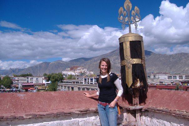 Potala Palace, Tibet.