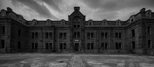 Abandoned: Prison 11 external