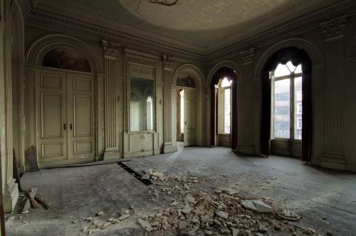 Abandoned: Hotel B