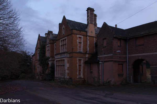 Abandoned: War Memorial Hospital