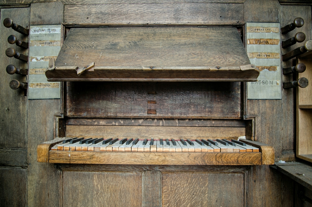 Urbex: Holy Nurse Organ