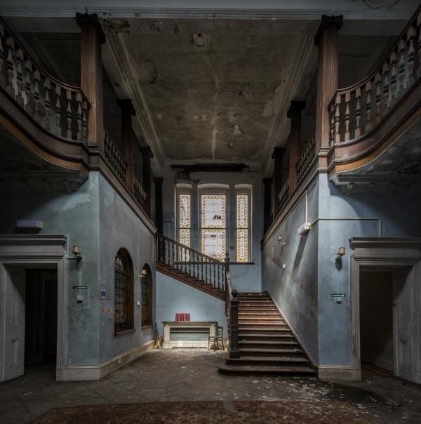 Abandoned: Crookham Court