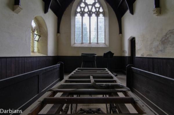 Abandoned: Mortuary Chapel