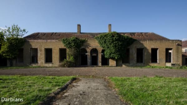 Abandoned: RAF Upwood