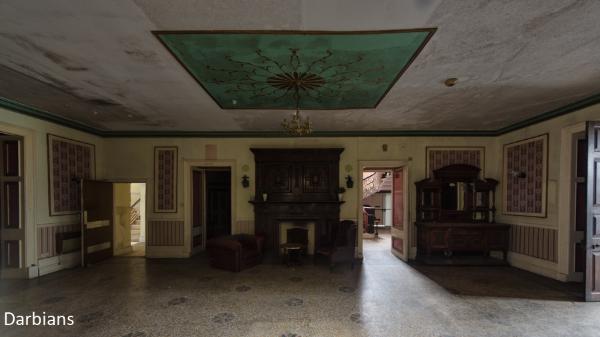 Abandoned Woolton Hall