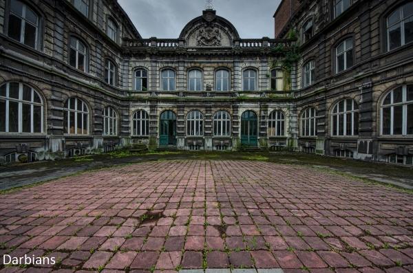 Abandoned: Pritzer Fac