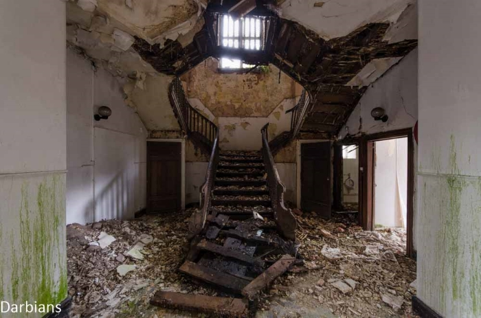 Abandoned: Chateau Deluge
