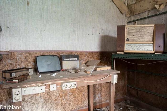 Abandoned: Maison Televisions