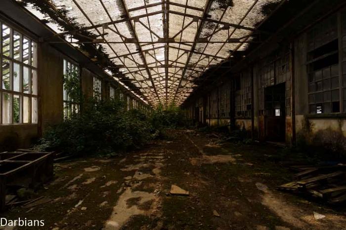 Abandoned Terracotta Italy.