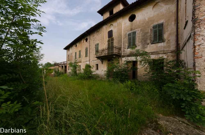 Abandoned Villa Contessa