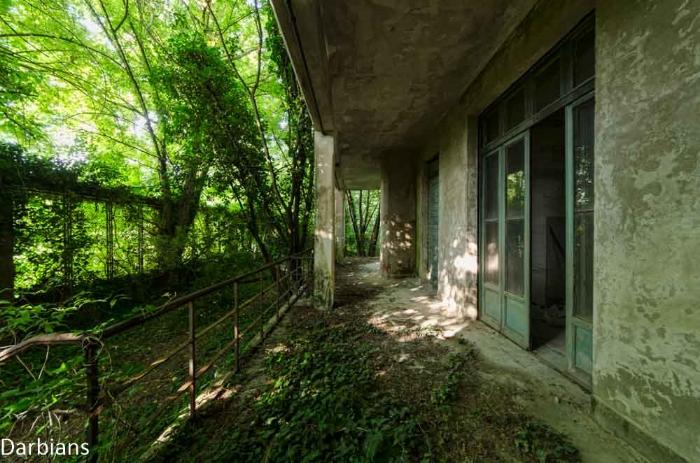 Abandoned Manicomio Vercelli