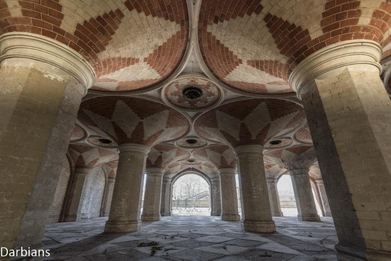 Abandoned Crystal Palace Subway