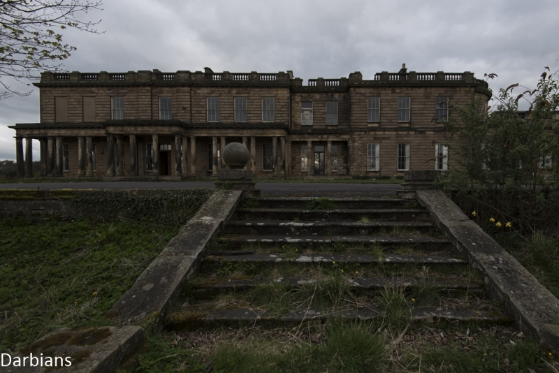 Abandoned: Windlestone Hall