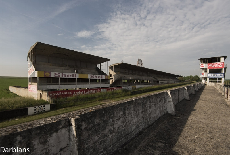 Reims Race Circuit