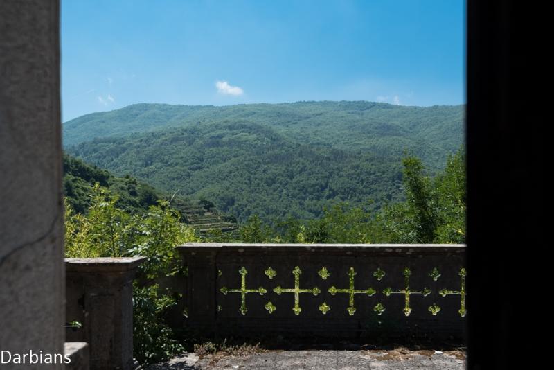 Abandoned Crypt Italy