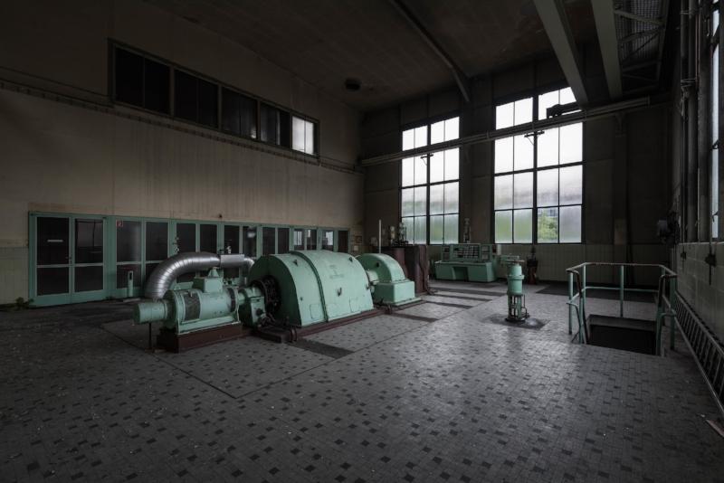 Abandoned Power plant Germany