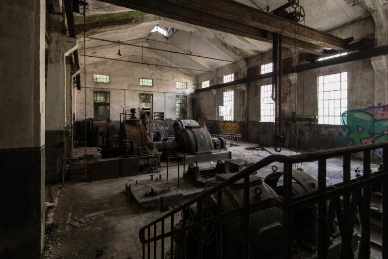 Abandoned Power Station Germany