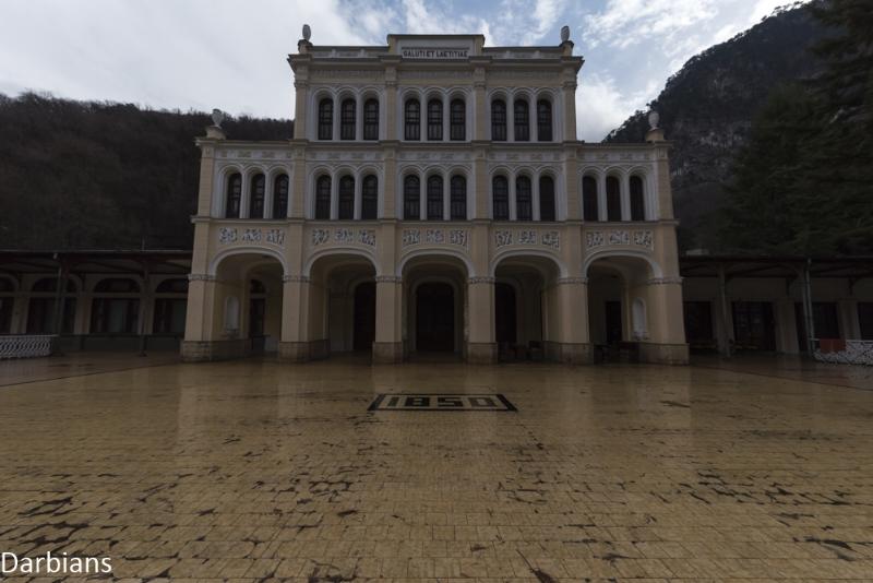 abandoned casino romania
