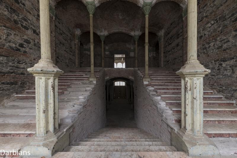 Abandoned Hotel Romania
