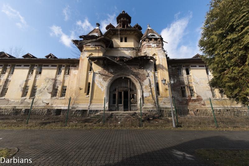 Abandoned Sanatorium Romania