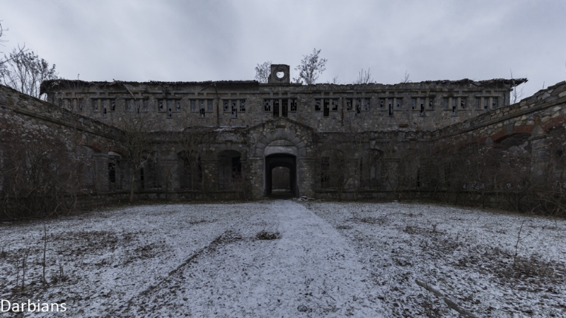 Doftana Prison Romania